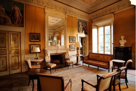 Вилла Марлия в Тоскане станет отелем   галерея [1] фото [30]