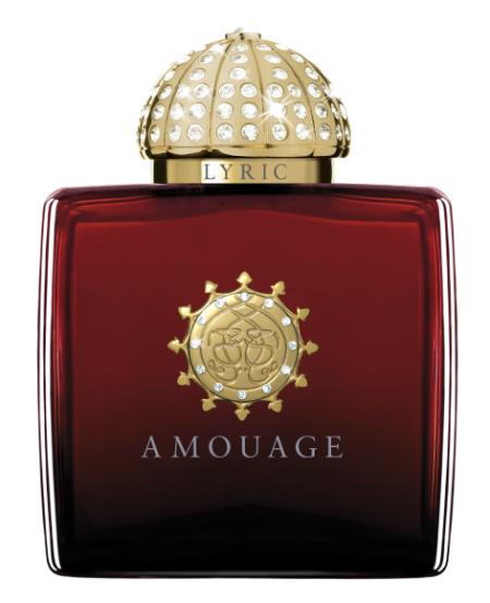 Лимитированный флакон аромата Lyric от Amouage