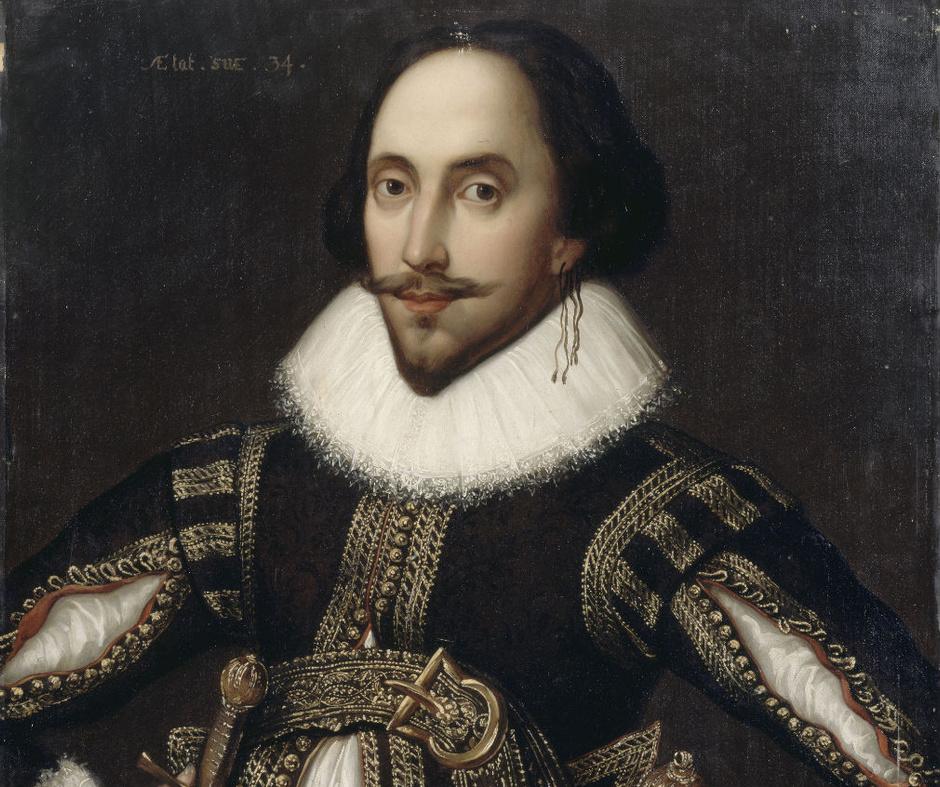 Шекспир ничего не писал