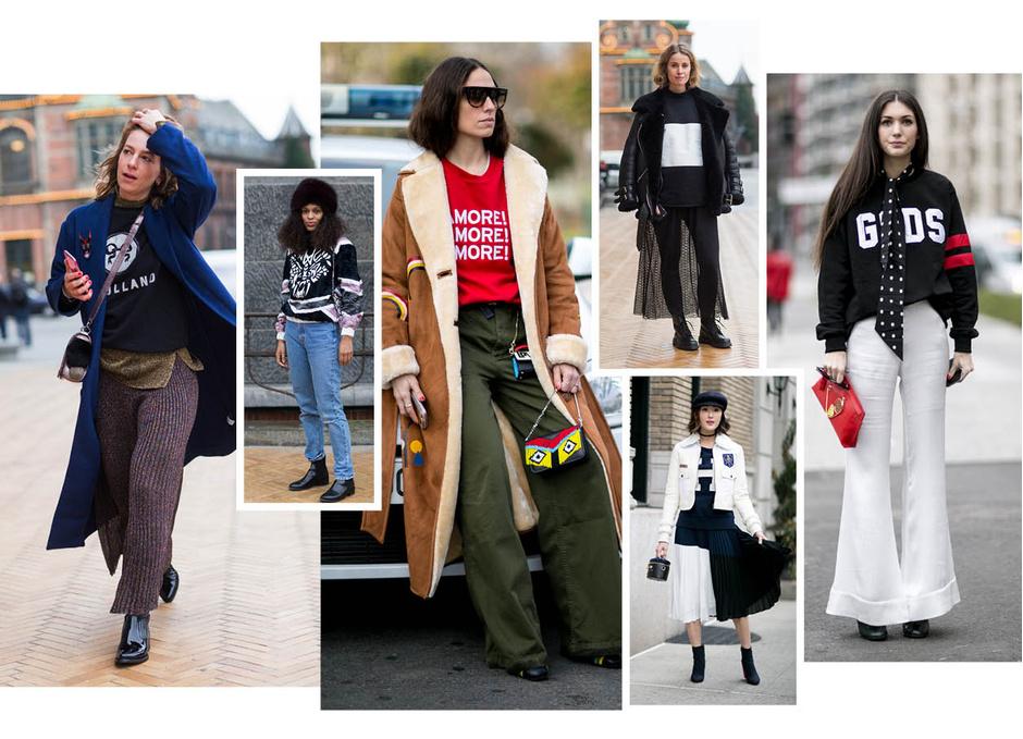 Как носить спортивную одежду 2016 фото