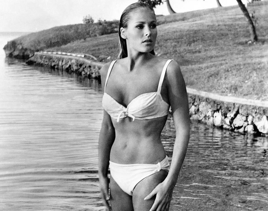 Культура тела: купальники в истории кино