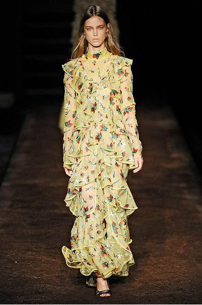 Неделя моды в Лондоне: день четвертый | галерея [2] фото [9]