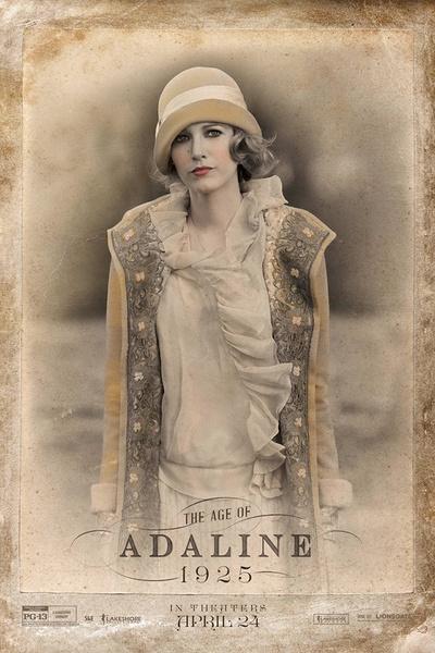 Блейк Лайвли примерила 9 образов для фильма «Век Адалин» | галерея [1] фото [9]