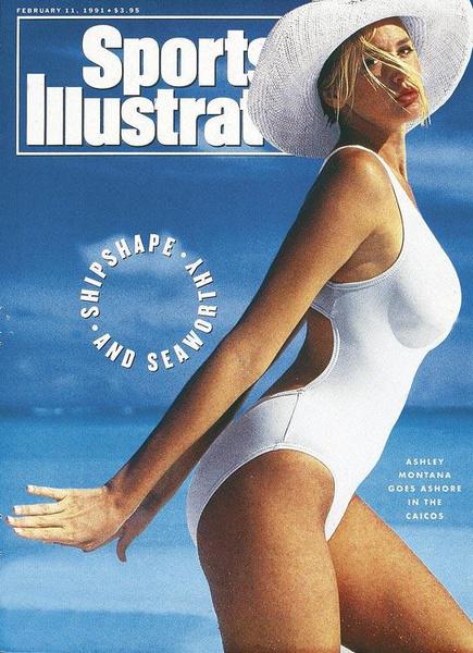 Опубликована обложка нового номера Sports Illustrated Swimsuit Issue | галерея [1] фото [16]
