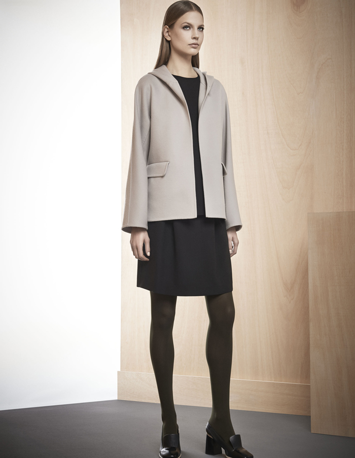 Одежда минималистского дизайна