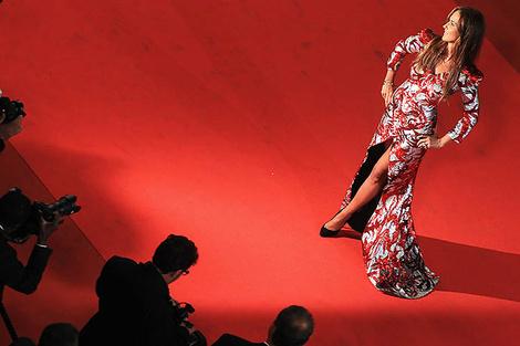Наши в Каннах: самые яркие выходы российских знаменитостей на Кинофестивале | галерея [5] фото [5]