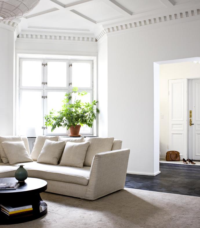 Белый цвет в интерьере: советы дизайнеров