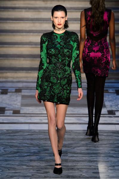 Неделя моды в Лондоне: 21 февраля | галерея [2] фото [10]