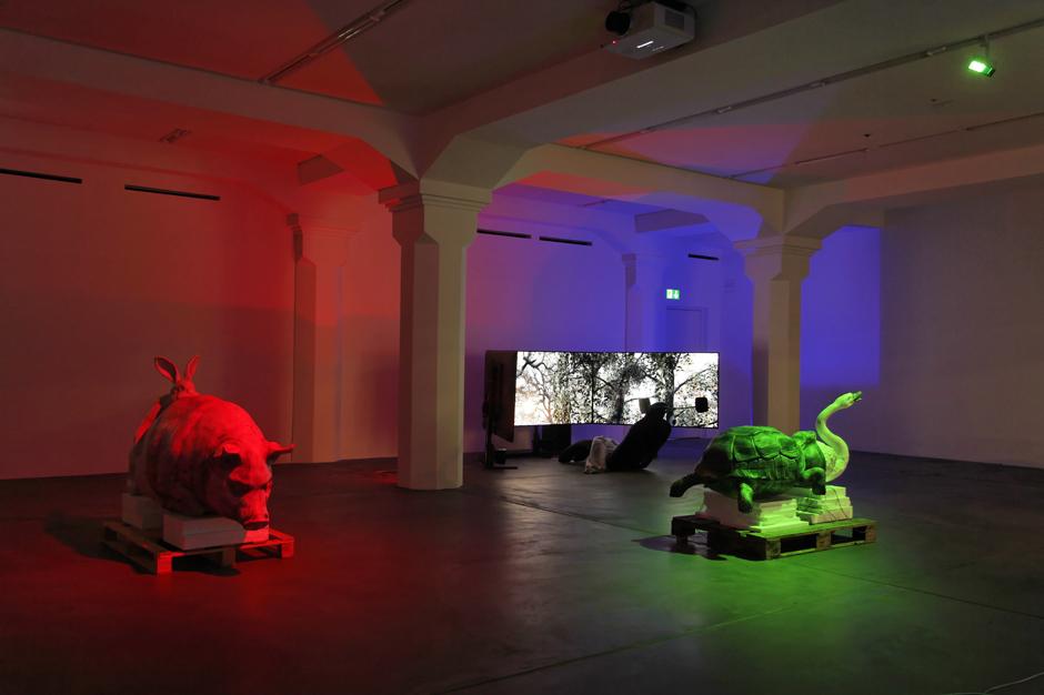 Европейская биеннале современного искусства Manifesta 11