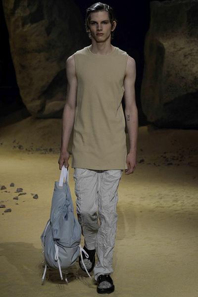 Неделя мужской моды в Париже: лучшие показы | галерея [5] фото [29]