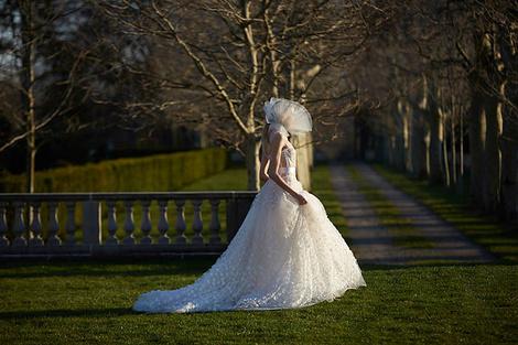 Лучшие коллекции Недели свадебной моды | галерея [4] фото [5]