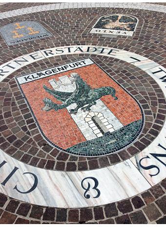 дракон символ города