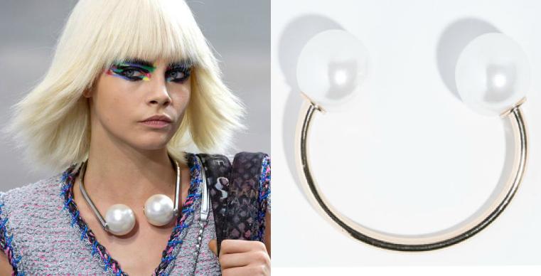 Chanel vs Zara