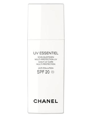 Защитная линия средств ухода за кожей UV Essentiel, Chanel