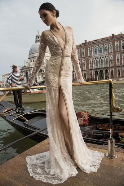 Любо-дорого: свадебная мода 2015 | галерея [3] фото [9]