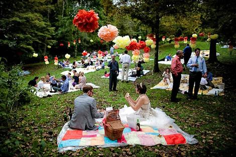 Весенняя свадьба: оформление | галерея [4] фото [5]