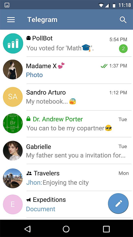Все, что нужно знать о приложении Telegram