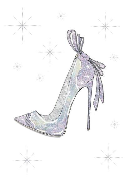 Известные дизайнеры обуви представили свои версии туфель Золушки   галерея [1] фото [4]