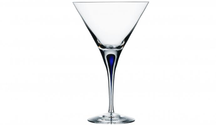 Бокал для мартини Blue