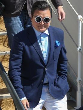 Фальшивый Psy посетил несколько мероприятий в Каннах