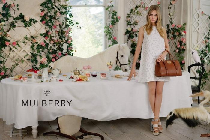Mulberry весна-лето 2014