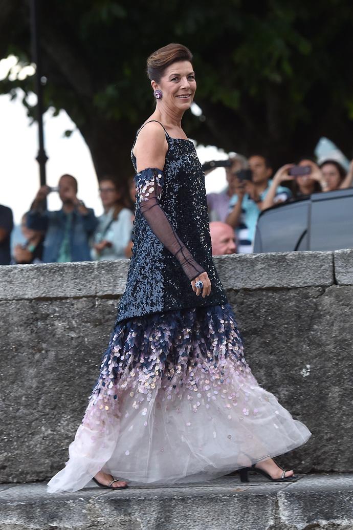 Принцесса Монако Каролина Ганноверская