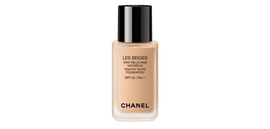 Chanel Les Beiges Healthy Glow Foundation матирующее средство для лица