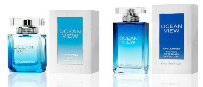 Ocean View For Women и Ocean View For Men от Karl Lagerfeld