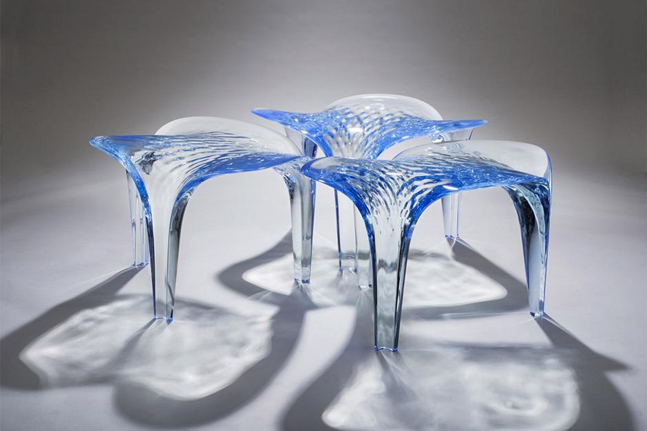 Сет из трех стульев