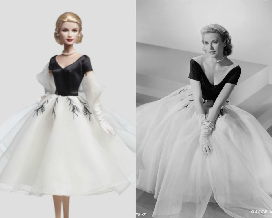Барби - Грейс Келли куклы-знаменитости