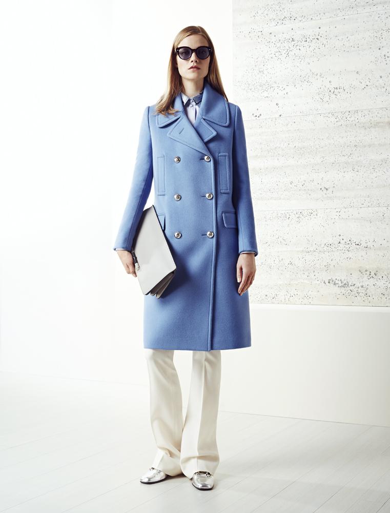 Стильные пальто: фото