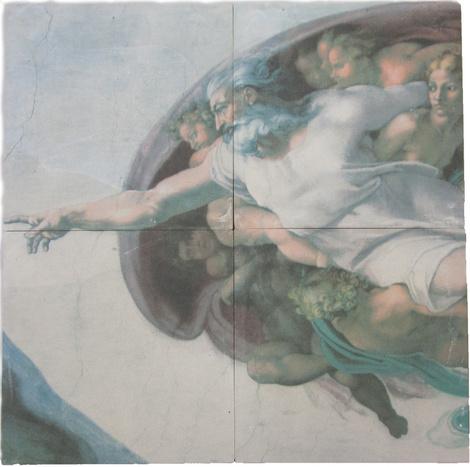 Фрески от итальянской компании | галерея [1] фото [1]