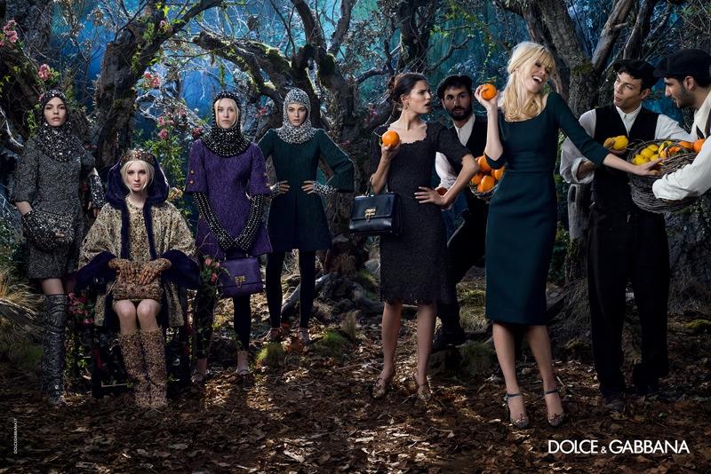 Платья от Dolce & Gabbana