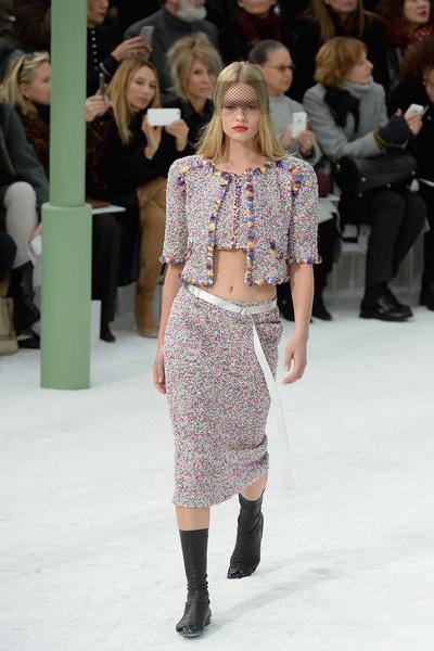 Показ Chanel Haute Couture | галерея [1] фото [14]