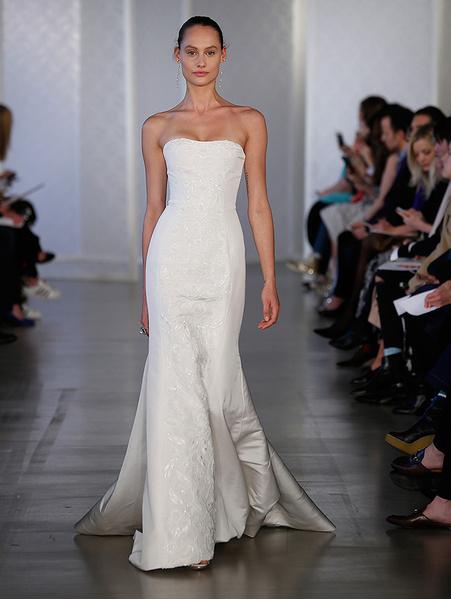 Лучшие коллекции Недели свадебной моды | галерея [3] фото [13]