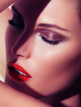 Летняя лимитированная коллекция макияжа Amber, Giorgio Armani