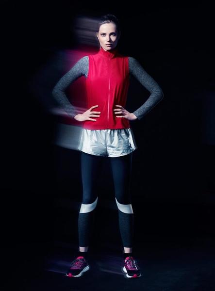 Бренд Oysho представил новую коллекцию спортивной одежды