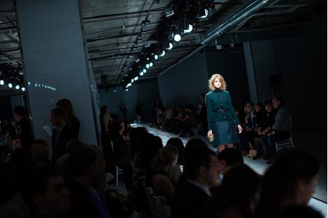 В ЦУМе прошло Fashion Show сезона осень-зима 2013-2014