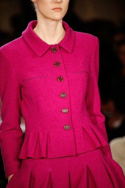 От первого лица: редактор моды ELLE о взлетах и провалах на Неделе Моды в Нью-Йорке | галерея [6] фото [5]