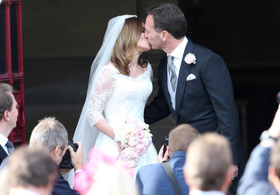 Джери Холлиуэлл вышла замуж: фото