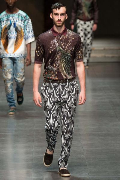 Неделя мужской моды в Милане: лучшие показы | галерея [4] фото [19]