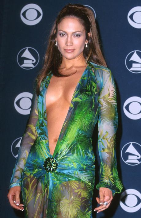 """Дженнифер Лопес на церемонии """"Грэмми"""": фото"""