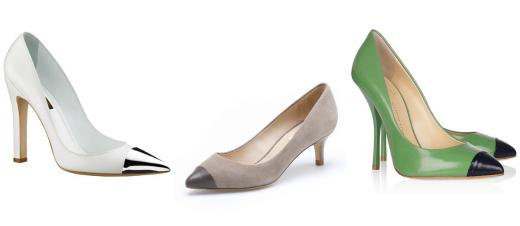 Туфли-лодочки от Louis Vuitton, Massimo Dutti и Giuseppe Zanotti