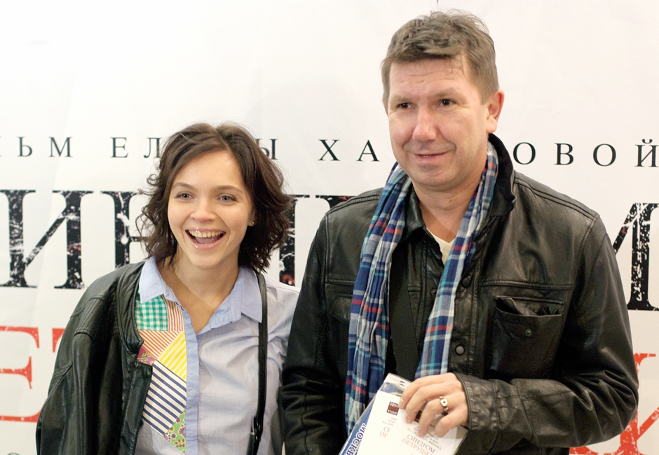 Наталья Земцова и Сергей Кристовский