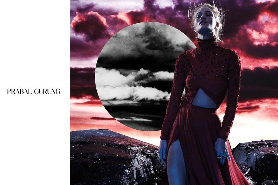 Модель Роузи Хантингтон-Уайтли: фото 2014