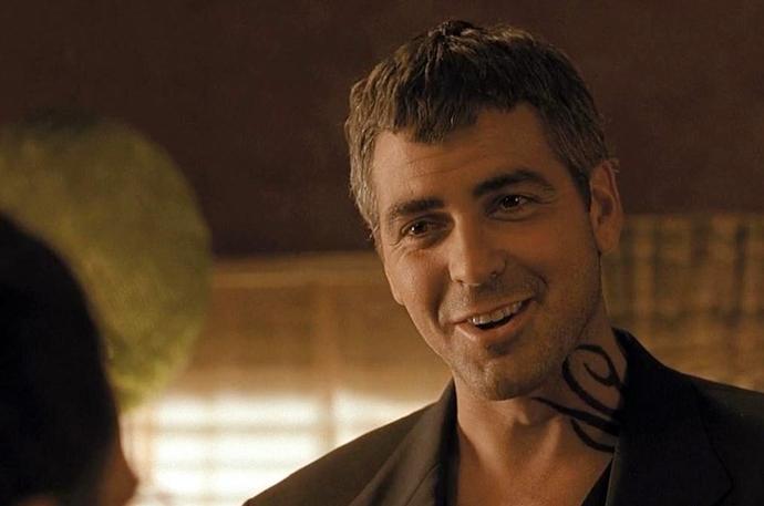 «От заката до рассвета» (From Dusk Till Dawn), 1996 Джордж Клуни