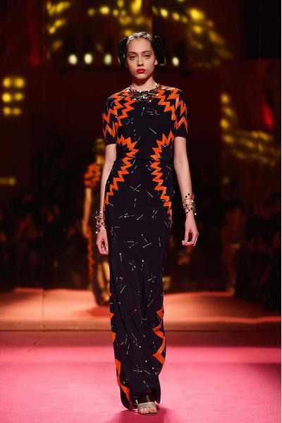 Показ Schiaparelli Haute Couture | галерея [1] фото [4]
