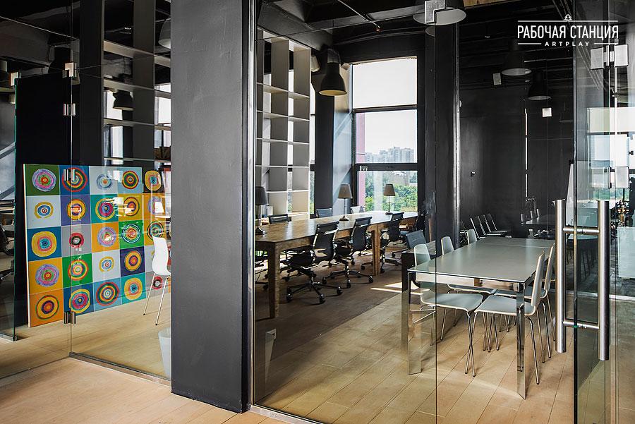 В Центре дизайна ARTPLAY открылась «Рабочая Станция»