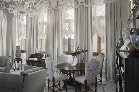 Архитектурное достояние Венеции: отель Gritti Palace | галерея [1] фото [16]