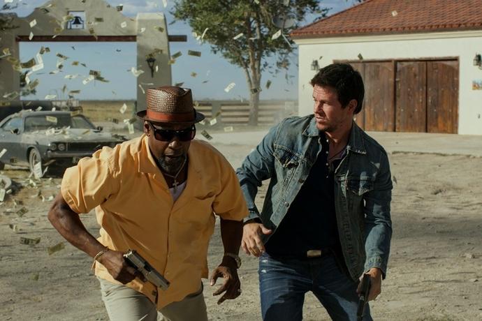 «Два ствола» (2 Guns), 2013